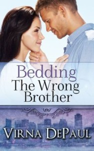 Bedding The Wrong Brother (Dalton Brothers Novels)  by Virna DePaul
