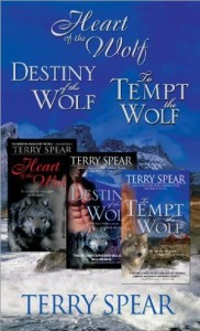 Terry Spear's Wolf Bundle  by Terry Spear