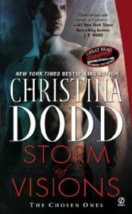 Storm of Visions: The Chosen Ones  by Christina Dodd(Signet)