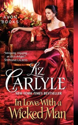 REVIEW:  In Love with a Wicked Man by Liz Carlyle