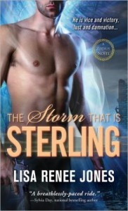 Storm That Is Sterling by Lisa Renee Jones
