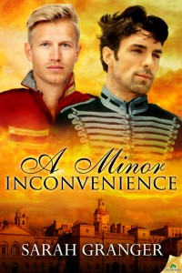REVIEW:  A Minor Inconvenience by Sarah Granger