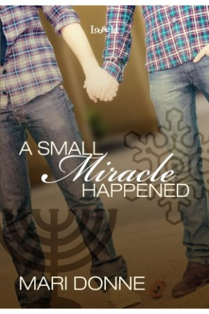 REVIEW:  A Small Miracle Happened by Mari Donne