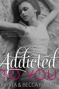 REVIEW:  Addicted to You by Becca Ritchie and Krista Ritchie