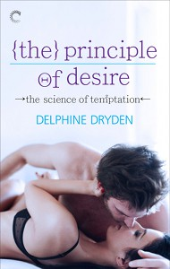 REVIEW:  The Principle of Desire by Delphine Dryden