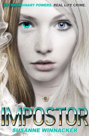 REVIEW:  Impostor by Susanne Winnacker