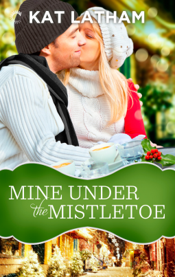 REVIEW:  Mine Under the Mistletoe by Kat Latham