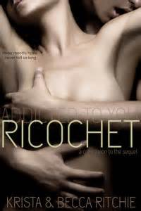 REVIEW:  Ricochet by Krista and Becca Ritchie