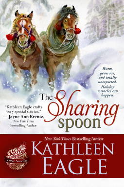 REVIEW:  The Sharing Spoon by Kathleen Eagle