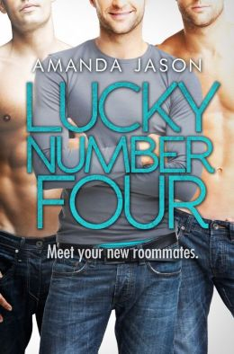 REVIEW:  Lucky Number Four by Amanda Jason