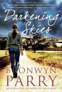 GUEST REVIEW:  Darkening Skies by Bronwyn Parry