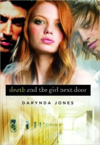 Death and the Girl Next Door (Darklight Series #1)  by Darynda Jones