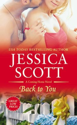 GUEST REVIEW:  Back to You by Jessica Scott
