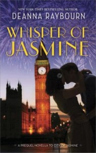 Whisper of Jasmine by Deanna Raybourn