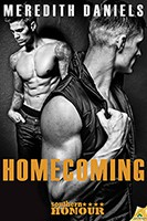 REVIEW:  Homecoming (Southern Honor, book 1) by Meredith Daniels