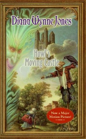REVIEW:  Howl's Moving Castle by Diana Wynne Jones