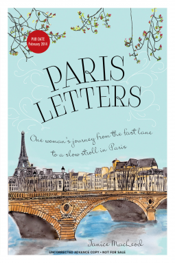 REVIEW:  Paris Letters by Janice MacLeod