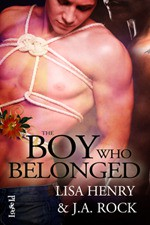 REVIEW:  The Boy Who Belonged by Lisa Henry & J.A. Rock