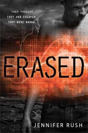 REVIEW:  Erased by Jennifer Rush