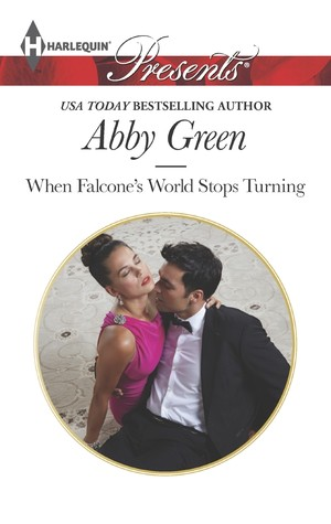 REVIEW:  When Falcone's World Stops Turning by Abby Green