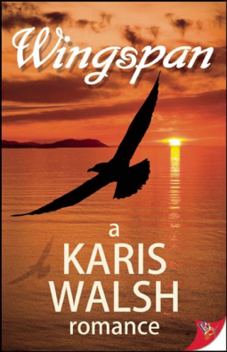 REVIEW:  Wingspan by Karis Walsh
