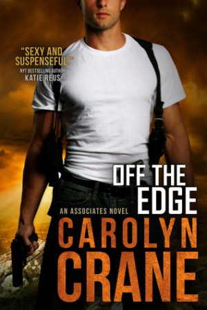 REVIEW:  Off the Edge by Carolyn Crane