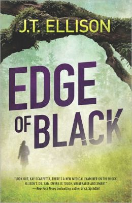 Edge of Black by J. T. Ellison
