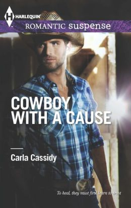 Cowboy with a Cause by Carla Cassidy