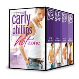 Hot Zone Bundle: Hot Stuff\Hot Number\Hot Item\Hot Property by Carly Phillips