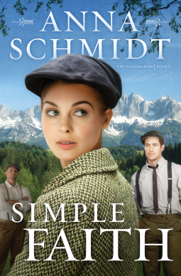 REVIEW:  Simple Faith by Anna Schmidt