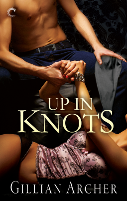 REVIEW:  Up in Knots by Gillian Archer
