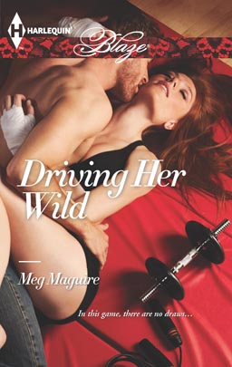 REVIEW:  Driving Her Wild by Meg Maguire