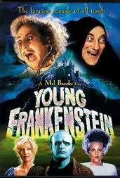 Friday Film Review: Young Frankenstein