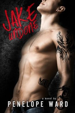 Jake Undone (A Gemini Novel)  by Penelope Ward