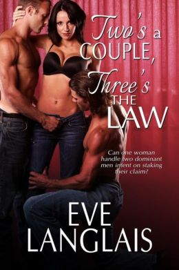 Two's A Couple, Three's The Law ((MFM Paranormal Romance))  by Eve Langlais