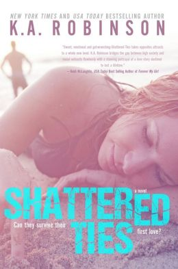 Shattered Ties by K.A. Robinson