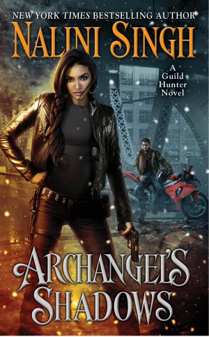 Exclusive Cover Reveal: Nalini Singh Archangel's Shadows
