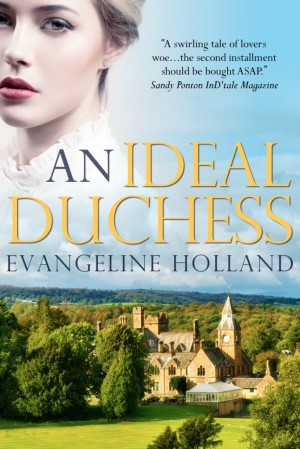 REVIEW:  An Ideal Duchess by Evangeline Holland