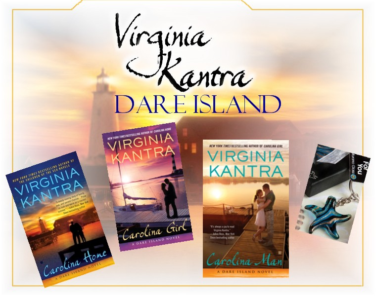 Virginia Kantra Giveaway: Carolina Man Release – with updated Audible giveaway