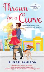 REVIEW:  Thrown for a Curve by Sugar Jamison