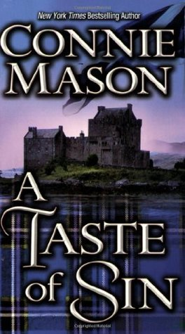 GUEST REVIEW:  A Taste of Sin by Connie Mason