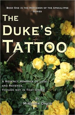 REVIEW:  The Duke's Tattoo by Miranda Davis