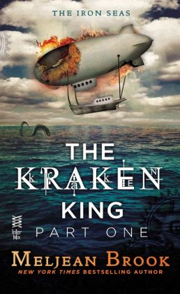 REVIEW:  The Kraken King Part I-IV by Meljean Brook