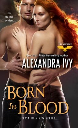 Born in Blood  by Alexandra Ivy