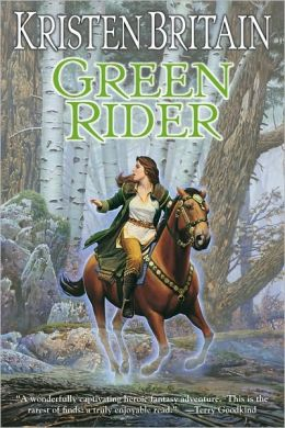 Green Rider (Green Rider Series #1) by Kristen Britain