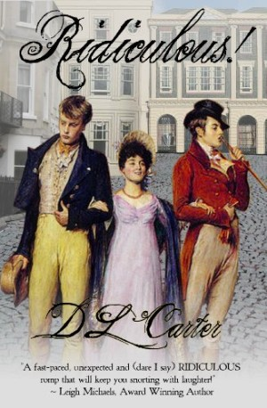 REVIEW:  Ridiculous by D. L. Carter