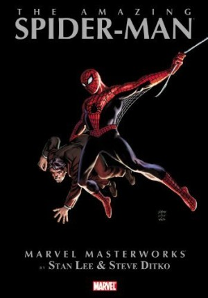 Amazing Spider-Man, Vol. 1 (Marvel Masterworks) Stan Lee