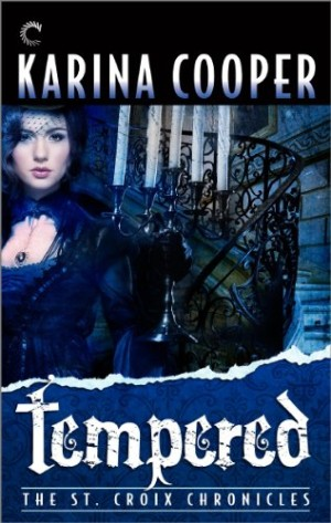 REVIEW:  Tempered by Karina Cooper