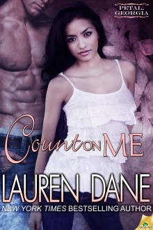 REVIEW:  Count on Me (Petal, Georgia series) by Lauren Dane