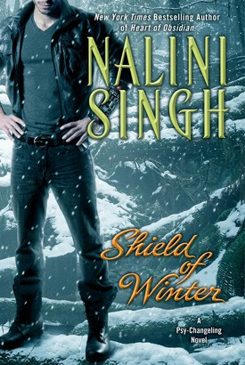 JOINT REVIEW:  Shield of Winter by Nalini Singh
